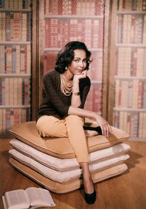 Dorothy Dandridge1964© 1978 Wallace Seawell - Image 7250_0028