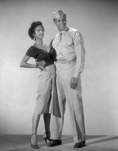 Dorothy Dandridge and Harry Belafonte1954** I.V. - Image 7250_0052