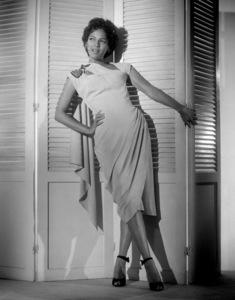 Dorothy Dandridge circa 1954 ** I.V. - Image 7250_0053