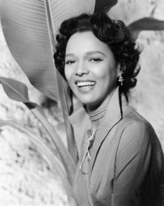 Dorothy Dandridgecirca 1957** I.V. / M.T. - Image 7250_0060