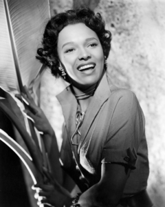 Dorothy Dandridge circa 1957** I.V. / M.T. - Image 7250_0061
