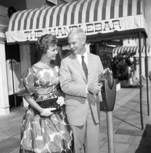Dwayne Hickman and Yvonne Limecirca 1960© 1978 David Sutton - Image 7257_0010
