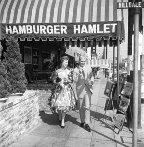 Dwayne Hickman and Yvonne Limecirca 1960© 1978 David Sutton - Image 7257_0011