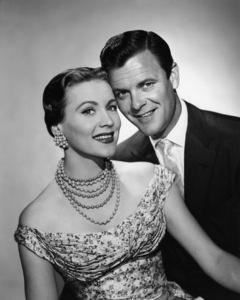 """Topper""Anne Jeffreys, Robert Sterlingcirca 1953Photo by Gabi Rona - Image 7320_0002"
