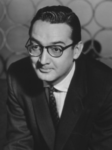 Steve Allen, c. 1960.Photo by Gerald Smith - Image 7325_0027