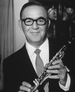 Benny Goodmanc. 1962 © 1978 Glenn Embree - Image 7427_0005