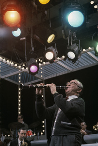 "Benny Goodman performing on ""The Bell Telephone Hour""1962 © 1978 George E. Joseph - Image 7427_0010"