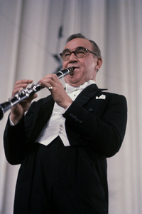 "Benny Goodman performing on ""The Bell Telephone Hour""1962 © 1978 George E. Joseph - Image 7427_0013"