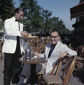 Benny Goodman in Pariscirca 1950s © 1978 Paul Hesse - Image 7427_0016