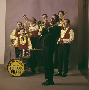 Herb Alpert and the Tijuana Brasscirca 1965© 1978 Gene Trindl - Image 7499_0009
