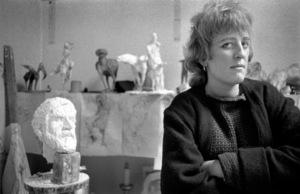 Elisabeth Frink1956© 1978 Bob Willoughby - Image 7512_0023