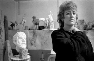 Elisabeth Frink1956© 1978 Bob Willoughby - Image 7512_0024