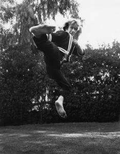 Chuck Norris at homecirca 1981© 1981 Gunther - Image 7513_0005