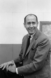 Henry Mancini during a recording session1964 © 1978 Sid Avery - Image 7516_0044