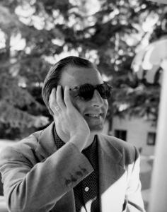 George Shearing, circa 1950. © 1978 Bob Willoughby / MPTV - Image 7522_103