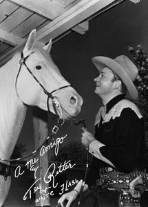 Tex Rittercirca 1951 - Image 7526_0001