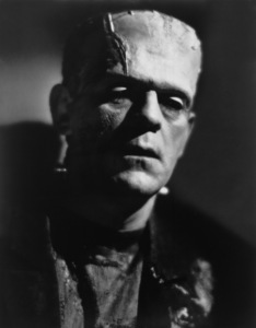 "Boris Karloff in Character for the film""Frankenstein"" 1931 / UniversalPhoto by Roman Freulich - Image 7554_0100"