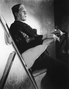 "Boris Karloff""Bride of Frankenstein""Universal 1935**I.V. - Image 7554_0118"