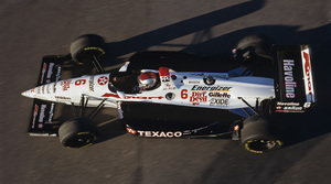 Mario Andretti racing at Phoenix International Raceway1994 © 1994 Ron Avery - Image 7570_0016