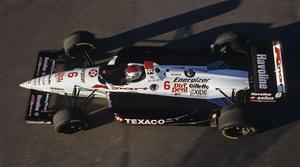 Mario Andretti racing at Phoenix International Raceway1994 © 1994 Ron Avery - Image 7570_0016