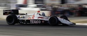 Mario Andretti at Laguna Secca1992© 1992 Ron Avery - Image 7570_0023