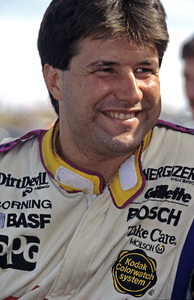 Michael Andretti at the Long Beach Grand Prix in Long Beach, CA1992 © 1992 Ron Avery - Image 7571_0023