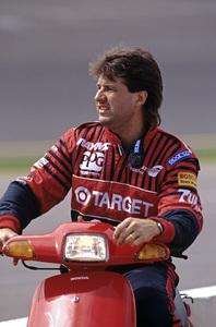 Michael Andretti at Phoenix International Raceway1994 © 1994 Ron Avery - Image 7571_0024