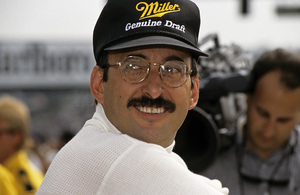 Bobby Rahal in the pits at the Long Beach Grand Prix in Long Beach, CA1992 © 1992 Ron Avery - Image 7575_0005