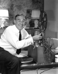 Paul Douglas, 1950.Photo by Paul Hesse - Image 7603_0001