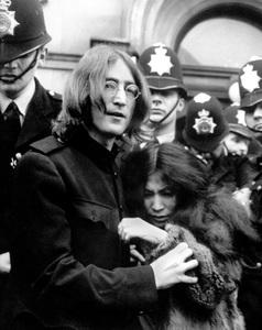 John Lennon in Londonwith wife Yoko Ono 1968**I.V. - Image 7648_0038