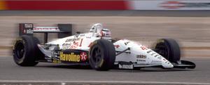 Nigel Mansellat Phoenix Raceway1994 © 1994 Ron Avery - Image 7659_0011