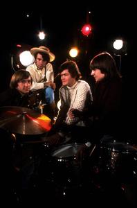 """Monkees, The""Peter Tork, Mike Nesmith, Micky Dolenz,David JonesC. 1969 NBC © 1978 Bob WilloughbyMPTV - Image 7671_0001"