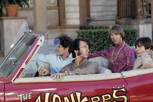 """The Monkees""Michael Nesmith, Davy Jones, Micky Dolenz, Peter Tork 1967 © 1978 Gene Trindl - Image 7671_0100"