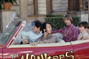 """The Monkees""Michael Nesmith, Davy Jones, Micky Dolenz, Peter Tork 1967 © 1978 Gene Trindl - Image 7671_0100"
