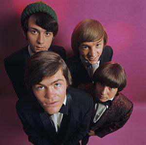 """The Monkees""Michael Nesmith, Davy Jones, Micky Dolenz, Peter Tork 1966 © 1978 Ken Whitmore - Image 7671_0104"