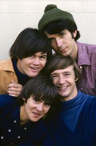 """The Monkees""Davy Jones, Micky Dolenz, Michael Nesmith, Peter Tork1966© 1978 Gene Trindl - Image 7671_0108"