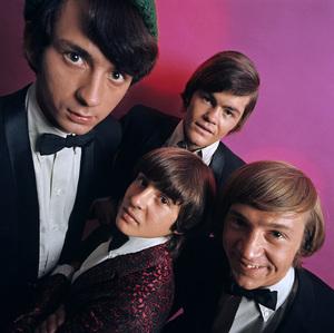 """The Monkees""Michael Nesmith, Davy Jones, Micky Dolenz, Peter Tork 1966 © 1978 Ken Whitmore - Image 7671_0111"