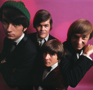 """The Monkees"" Davy Jones, Micky Dolenz, Michael Nesmith, Peter Tork 1966 © 1978 Ken Whitmore - Image 7671_0187"