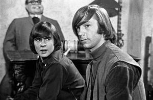 """The Monkees""Davy Jones, Peter Tork1967 © 1978 David Sutton - Image 7671_0225"