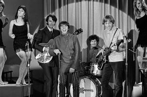 """The Monkees""Michael Nesmith, Davy Jones, Micky Dolenz, Peter Tork1967 © 1978 David Sutton - Image 7671_0228"