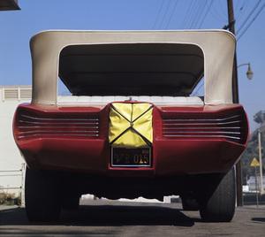 """The Monkees""The Monkeemobilecirca 1965© 1978 Gene Trindl - Image 7671_0236"