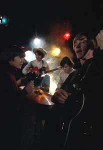 The Monkees (Davy Jones, Mike Nesmith, Mickey Dolenz, and Peter Tork), 1966. © 1978 Bob Willoughby / MPTV - Image 7671_101