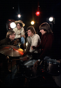 The Monkees (Peter Tork, Mike Nesmith, Mickey Dolenz, and Davy Jones), 1966. © 1978 Bob Willoughby / MPTV - Image 7671_103
