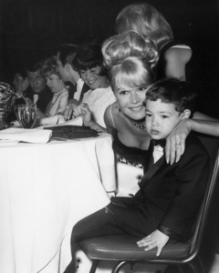 Sandra Dee and her son, Dodd Darin1966Photo by Joe Shere - Image 7678_0120