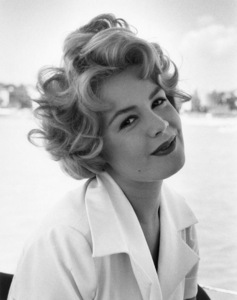 """Sandra Dee during the making of """"Romanoff and Juliet""""1961© 1978 Sanford Roth / A.M.P.A.S. - Image 7678_0121"""