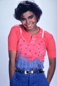 Janet Jacksonc. 1982**H.L. - Image 7679_0005