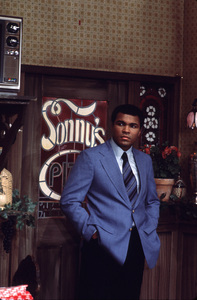 """Muhammad Ali in""""Sonny & Cher Comedy Hour, The""""CBS / c. 1976Photo by Gabi Rona - Image 7683_0001"""