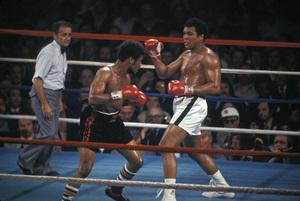 Muhammad Ali vs. Leon Spinks / Las Vegas Hilton / Las Vegas, Nevada1978 © 1978 Gunther - Image 7683_0029