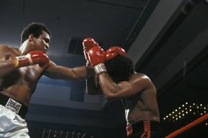 Muhammad Ali vs. Leon Spinks / Las Vegas Hilton / Las Vegas, Nevada1978 © 1978 Gunther - Image 7683_0031