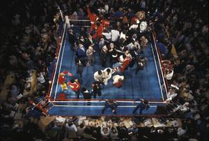 Muhammad Ali vs. Leon Spinks / Las Vegas Hilton / Las Vegas, Nevada1978 © 1978 Gunther - Image 7683_0032